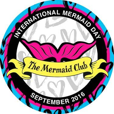 International Mermaid Day 2016 Logo