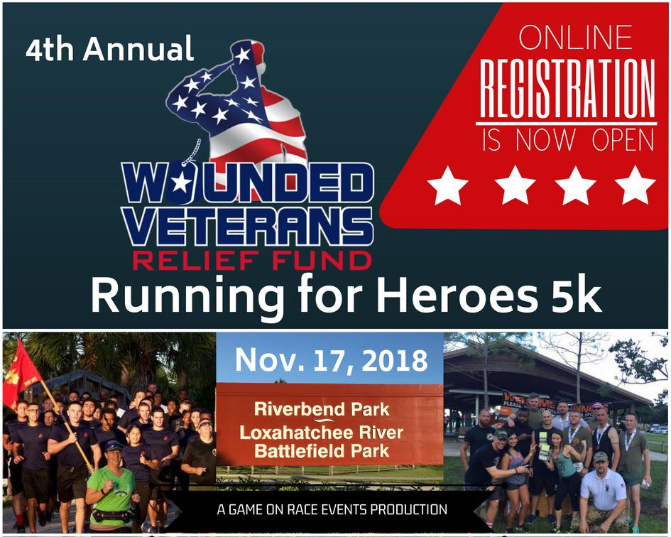 4th Annual Run For Heroes
