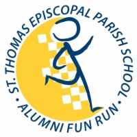 St. Thomas Episcopal School Race Logo