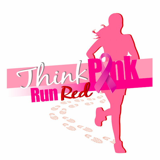 Think Pink Run Red 5K 2018