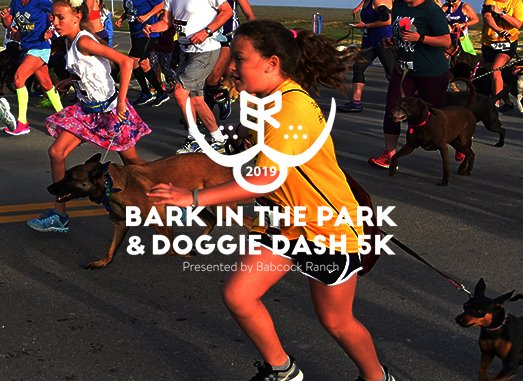 Bark In The Park and Doggie Dash 5K