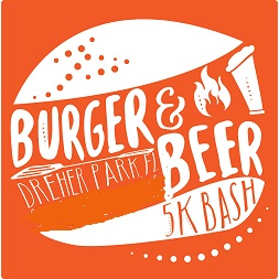 Burger and Beer 5K Dash Logo