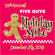 Five Guys Holiday Mile