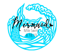 Mermaid Mile Swim 2019