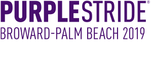 PurrpleStride 5K broward palm beach logo