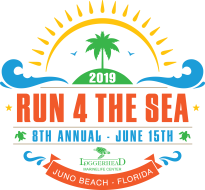 Run 4 The Sea 2019 Logo